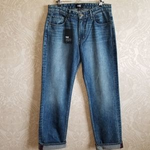 Paige men's Doheny Japanese Twill Jeans NWT